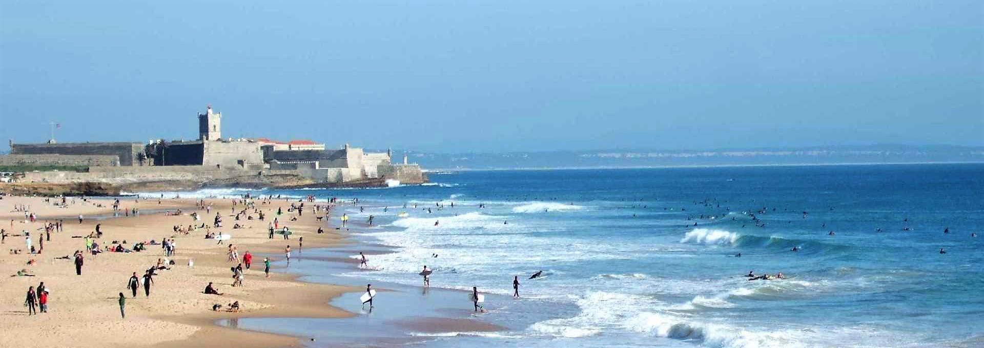 Carcavelos – Praia e Boas Ondas