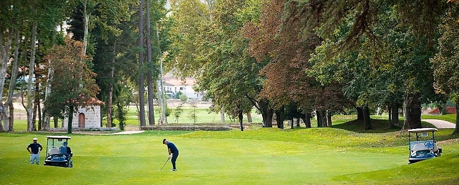 Vidago – Golf e centenárias árvores
