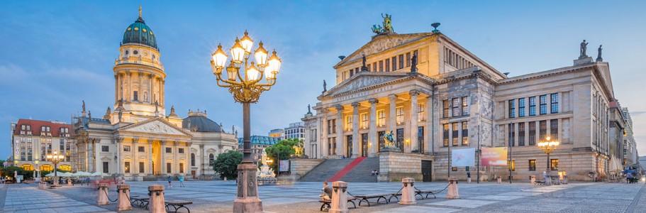 Berlim – Praça Gendarmenmarkt
