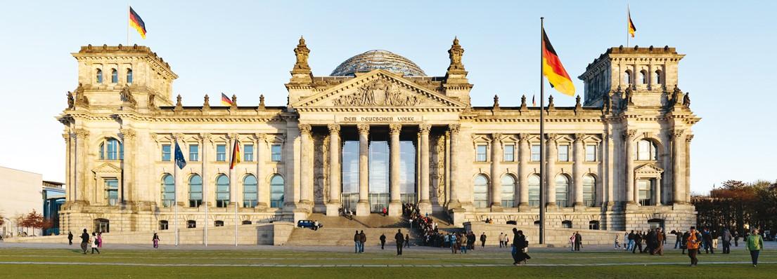 Berlim – Palácio Reichstag – Parlamento