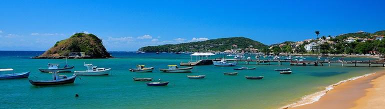 Rio de Janeiro – Búzios, Praias de Encanto
